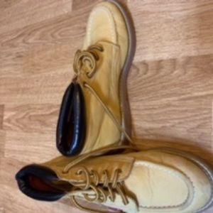 Nine West Shoes - Women's suede/leather heels
